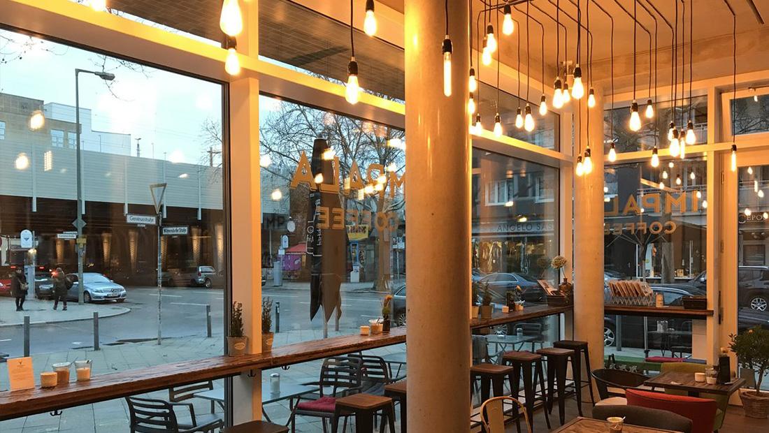 Beate Kalus Architect - Cafe Impala Berlin