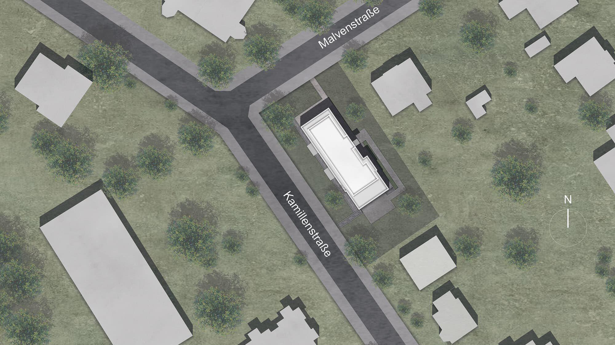 Beate Kalus Architect - KAM32